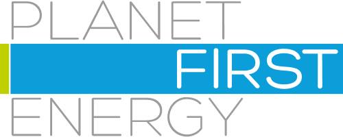 Logo for Planet First Energy
